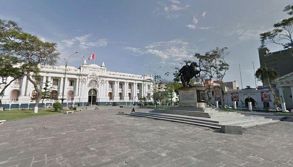 """Colectivo """"Marcha del Orgullo"""" realizará actividades en la Plaza Bolívar este jueves. (Foto: Google Maps)"""