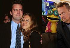 Matthew Perry festeja los 51 años de Jennifer Aniston con tierna foto