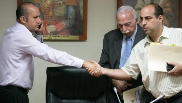 Pedro Spadaro aseguró que hasta ayer no conocía el documento que será presentado hoy. (USI)