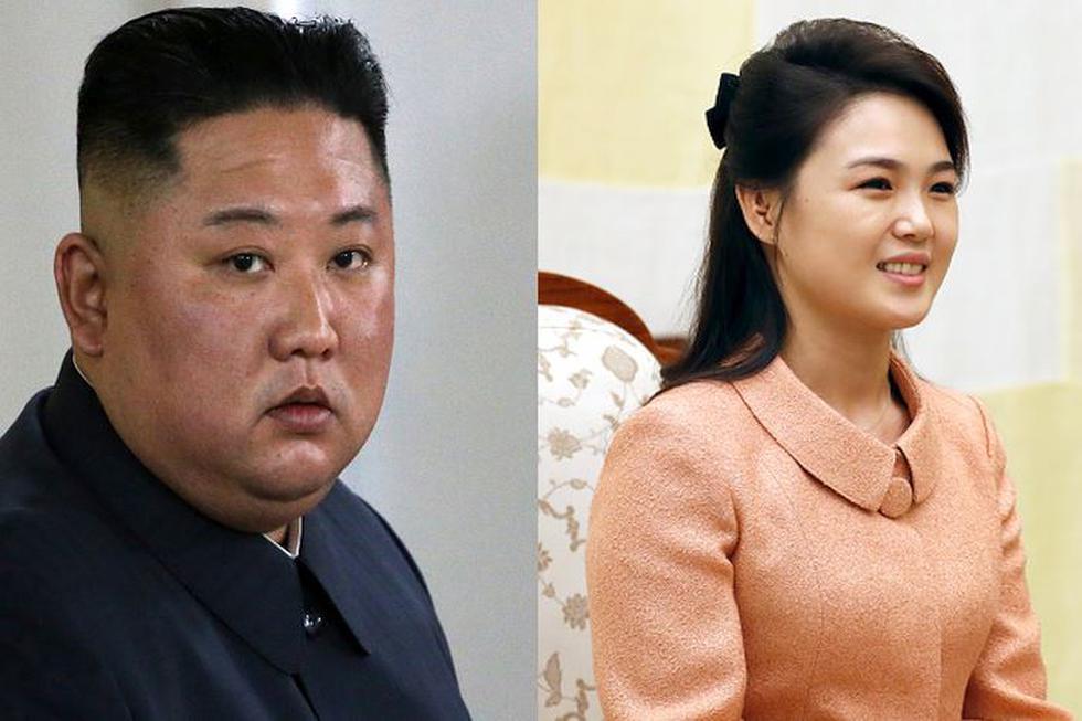 Recién en 2012, Ri Sol-ju fue presentada en sociedad como la esposa del líder supremo de Corea del Norte. (Getty)