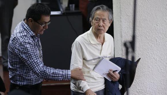 El ex presidente Alberto Fujimori fue indultado en diciembre de 2017. (Perú21)