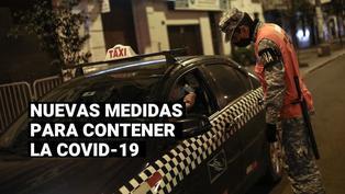 Navidad y Año Nuevo: Las medidas del Gobierno para  frenar la propagación del COVID-19