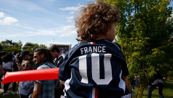 Francia adopta una ley que prohíbe a los padres pegar a sus hijos. (AFP)