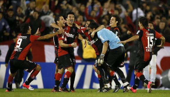 Le ganó a Boca por penales. (EFE)