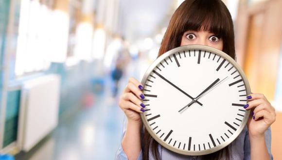 Proyectarse es una de las mejores formas para utilizar el tiempo de la manera más adecuada. (USI)