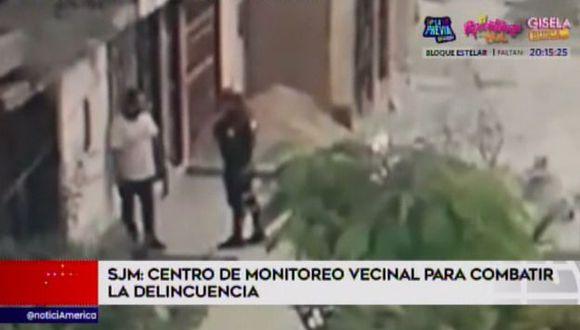 Han instalado aproximadamente 89 cámaras de seguridad acompañadas de parlantes y avisos. (Video: América Noticias)