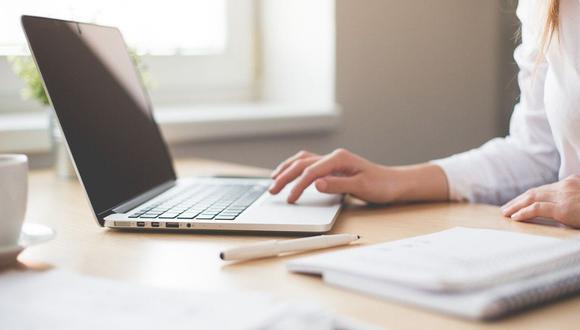 Trabaja con eficacia desde casa. (Foto: Pixabay)