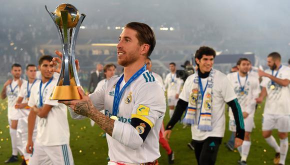 Real Madrid es el vigente campeón del mundo. (Twitter FIFA)