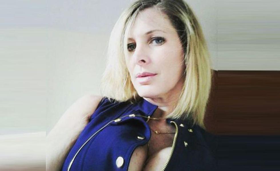 Leslie Stewart reapareció en televisión y reveló su lucha contra el cáncer de cuello uterino y de piel. (Instagram/@flacalesliestewart)