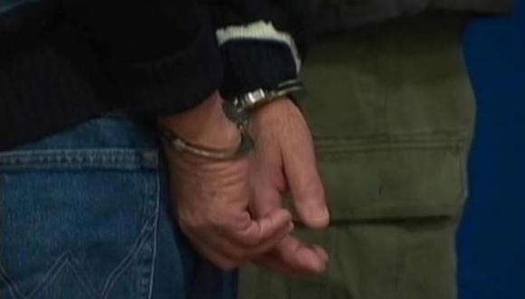 Hombre se encuentra detenido. (Reuters/Referencial)