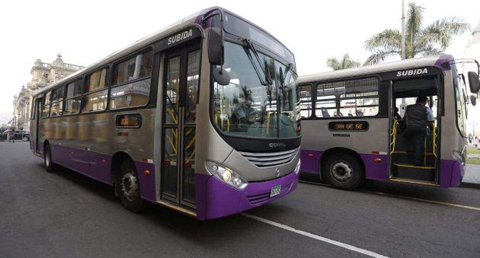 Nuevo destino. A fin de año buses llegarán a El Agustino. (Atoq Ramón/Perú21)