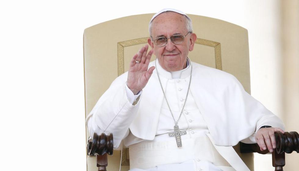 El papa Francisco, el primer pontífice latinoamericano, figura en la lista.(AP)