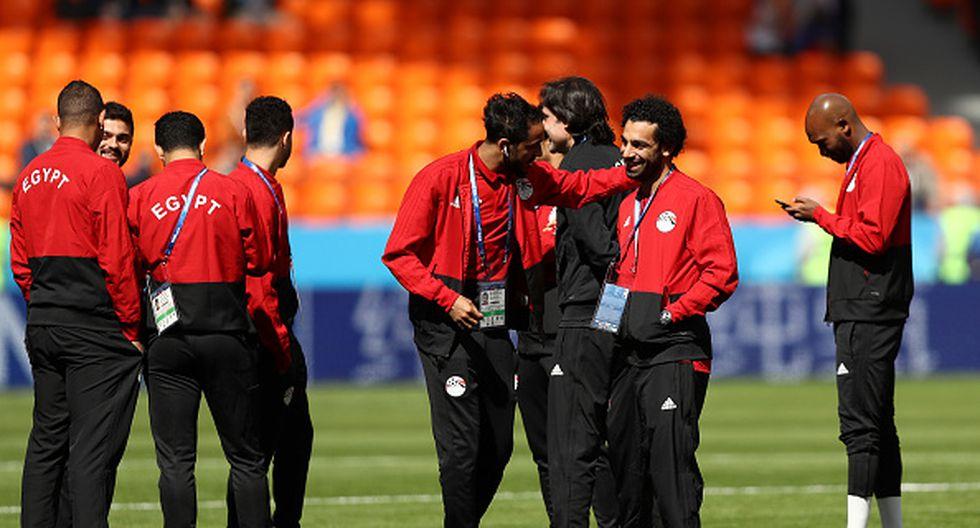 Mohamed Salah (Getty)
