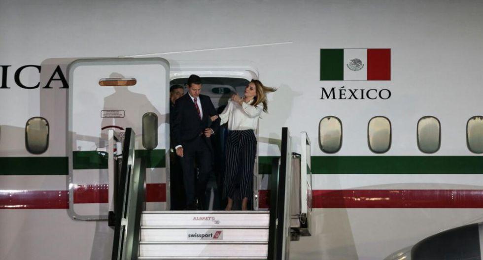 Angélica Rivera (El Comercio)
