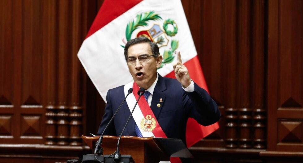 Veinte meses de Martín Vizcarra  y una aprobación acelerada. (Piero Vargas)