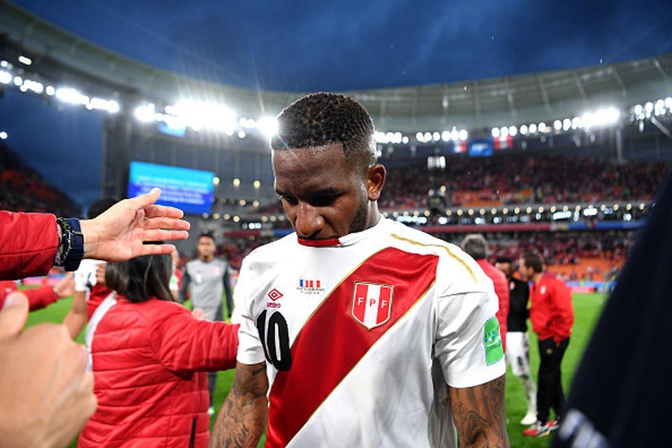 Jefferson Farfán explica por qué Perú no logró pasar de ronda en Rusia 2018. (Getty)
