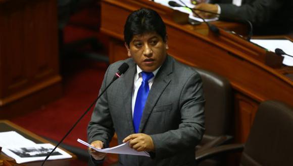 Josué Gutiérrez plantea crear Colegio de Detectives Privados del Perú. (Perú21)