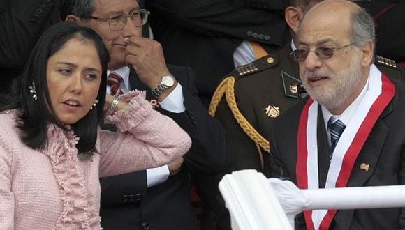 Nadine Heredia es la candidata predilecta de Daniel Abugattás. (USI)