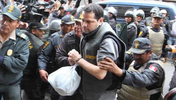 EN ESPERA. David Sánchez Manrique es el principal acusado. (USI)
