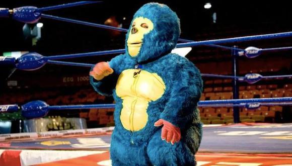 Kemonito: El luchador de talla pequeña que es sensación en las redes sociales está de cumpleaños. (Facebook)