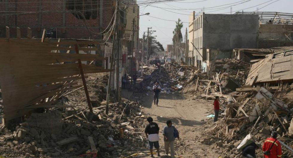 Lima arrastra un silencio sísmico desde 1746, lo que significa que tiene mucha energía acumulada y que en cualquier momento provocará un sismo de gran magnitud.