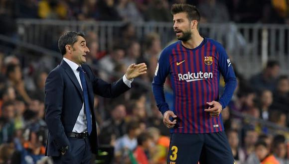 Messi se perdería los dos duelos ante Inter por la Champions y los enfrentamientos del Barcelona frente a Real Madrid, Cultural Leonesa, Rayo Vallecano y Betis. (Foto: AFP)