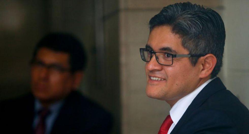 José Domingo Pérez también contó que luego de realizar los allanamientos a locales de Fuerza Popular, Sánchez le dijo que no sabía con quién se había metido. (Video: Canal N / Foto: USI)
