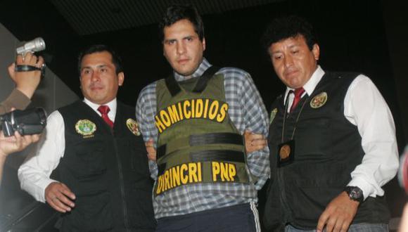 A LA CÁRCEL. El sindicado como asesino será llevado hoy a un centro penitenciario de la capital. (Andrés Cuya/USI)