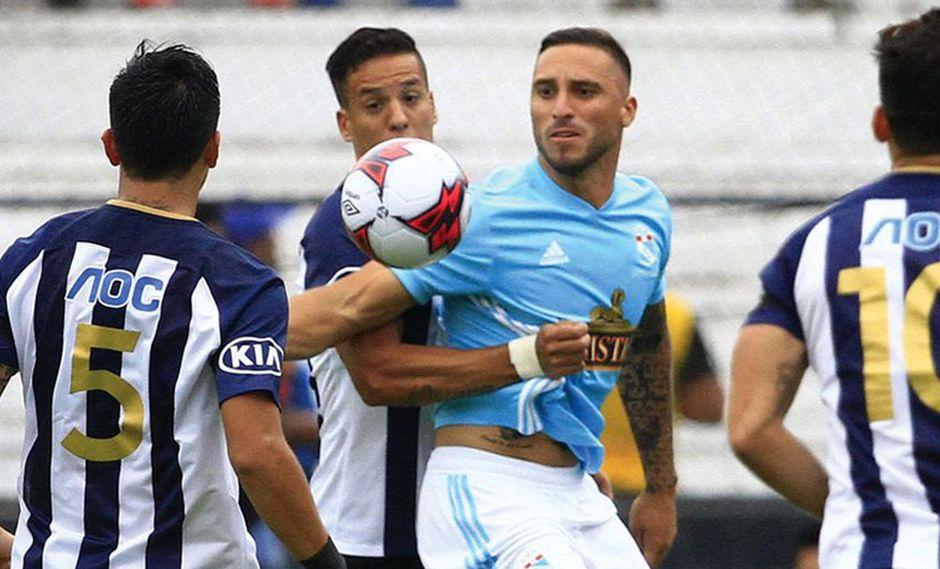 Alianza Lima y Sporting Cristal jugarán los 'Play Off' por el título nacional. (Foto: El Comercio)