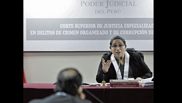 Acuerdo con Odebrecht en manos de jueza Álvarez.   Foto: GEC