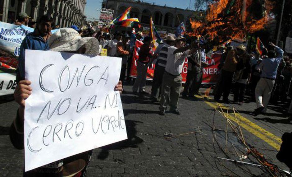 Reportaje recoge la experiencia peruana de Conga. (USI)