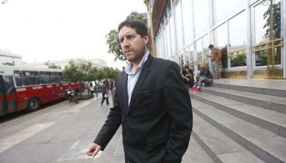 Jorge Paredes Terry cuestionó haber sido dejado de lado de las conversaciones que sostiene Avanza País con Keiko Fujimori y Pedro Castillo. (Foto: GEC)