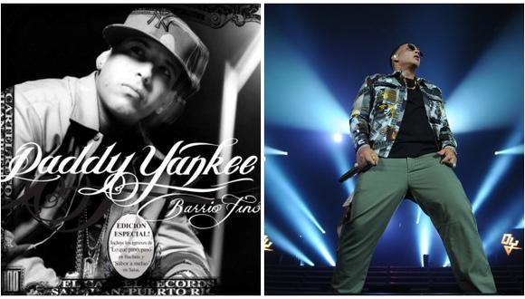 """El intérprete urbano celebró un nuevo año del álbum cuyo objetivo tenía el propósito de """"crear una cultura llamada reggaetón"""". (AFP)"""