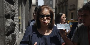 Lourdes Flores responde ante el fiscal Pérez