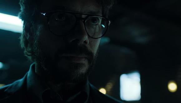 La casa de papel 4: ¿qué pasó exactamente con el Profesor al final de la temporada 4? (Foto: La casa de papel / Netflix)