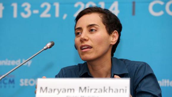 Maryam Mirzakhani, genia iraní de las matemáticas, muere a los 40 años (AFP)