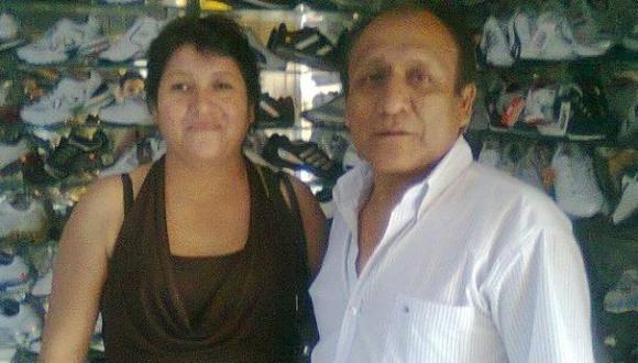 Coveñas Sernaqué dijo que su esposa Nelly Ruiz se presentará ante la justicia. (USI)