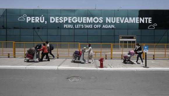 Según Viajala, la búsqueda de vuelos a Buenos Aires y Cancún aumentó en un 82% con relación a los meses anteriores. (Foto: Leandro Britto / GEC)
