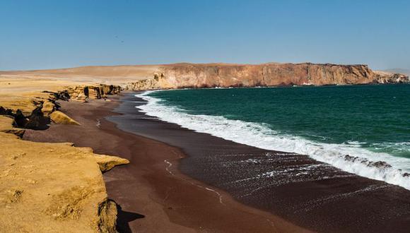 La Dorsal de Nasca en el Perú cubre más de 1,000 km de largo, poco más de la distancia entre Lima y Piura. (Foto: Shutterstock)