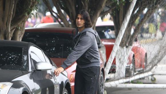Fretes asegura que Pacheco le ha prometido solucionar su caso pronto. (USI)