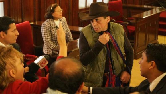 DOLOR DE CABEZA. Antauro Humala pone nervioso a su hermano Ollanta y a miembros del Gobierno. (Luis Gonzáles)