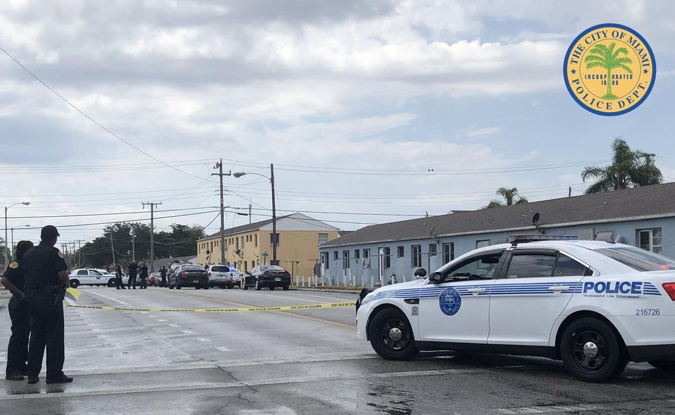 Miami: Un tiroteo en Liberty City deja dos hombres muertos y dos heridos. (Policía de Miami)