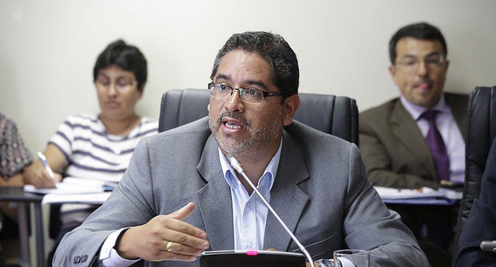 Juan Carlos Requejo tiene más de 20 años en la gestión pública. (Foto: Produce)