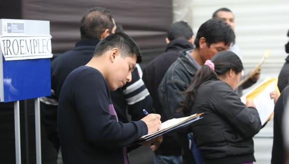 Durante este año se mantienen positivas las intenciones de contratación. (USI)