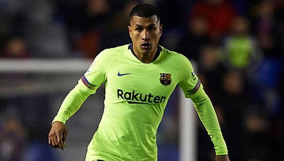 Jeison Murillo llegó a préstamo a FC Barcelona hasta final de temporada. (Foto: Getty Images)