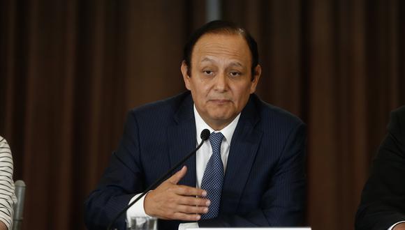 Walter Gutiérrez indicó que el referéndum no debe ser cuestionado y, más bien, debe ser visto como una oportunidad. (Foto: GEC)