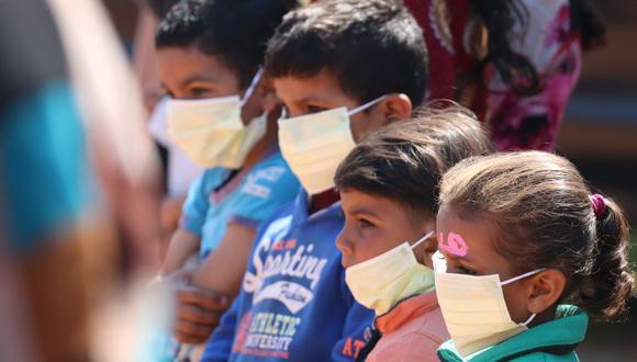 OMS investiga la relación entre COVID-19 y una enfermedad infantil. (Foto referencial AFP)