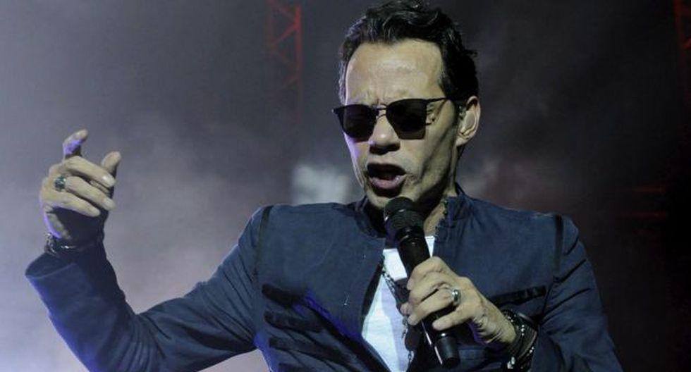 Juan Gabriel: Marc Anthony se quebró al rendir homenaje al cantante mexicano. (USI)