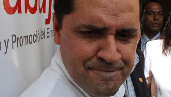 Se disculpó, pero no renunció. (Juan Mendoza)