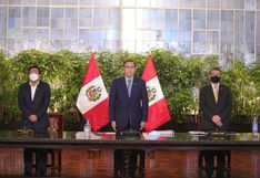 Presidente Vizcarra convoca al Consejo de Estado para abordar impase sobre reforma política